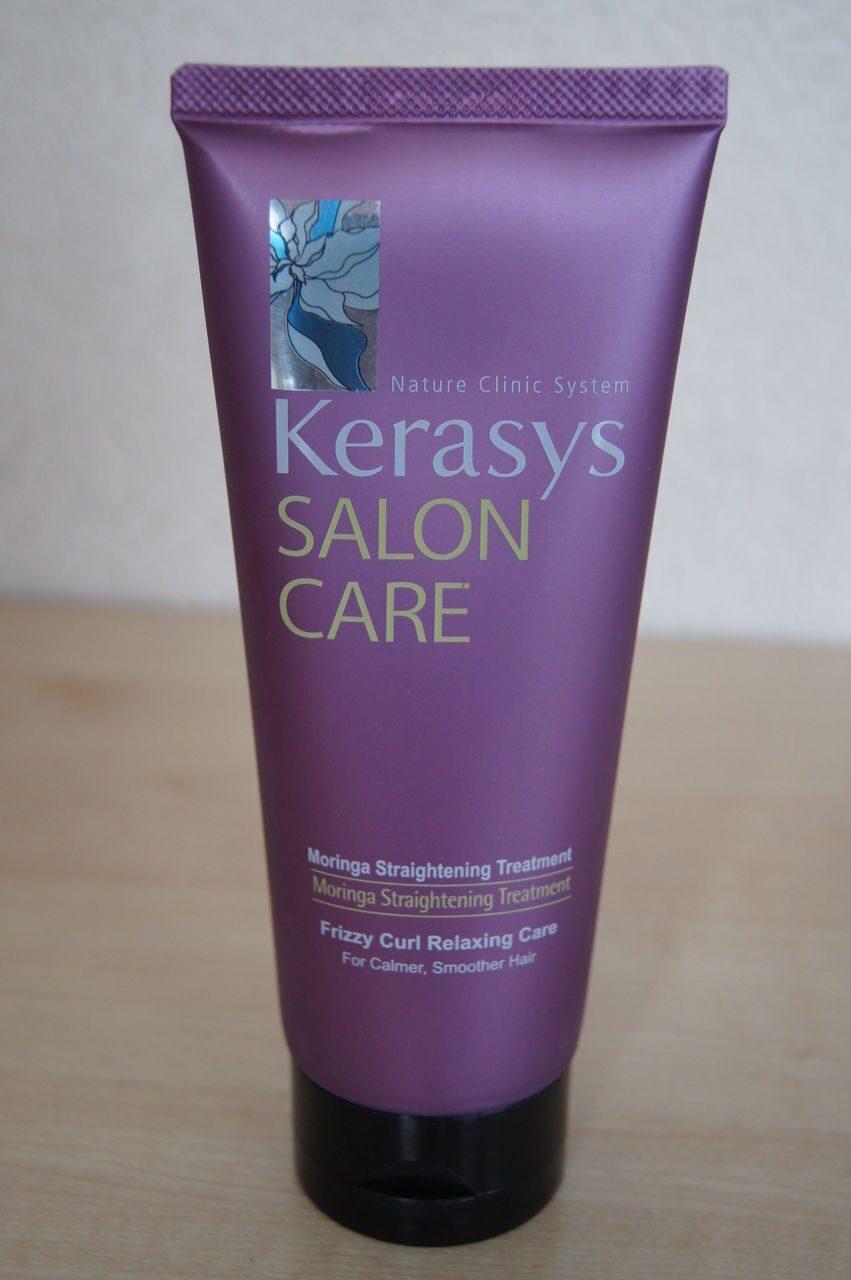 Kerasys маска для выпрямления волос